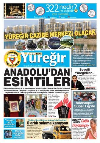 Yeni Yüreğir Gazetesi Haziran 2016 By Yüreğir Belediyesi Issuu
