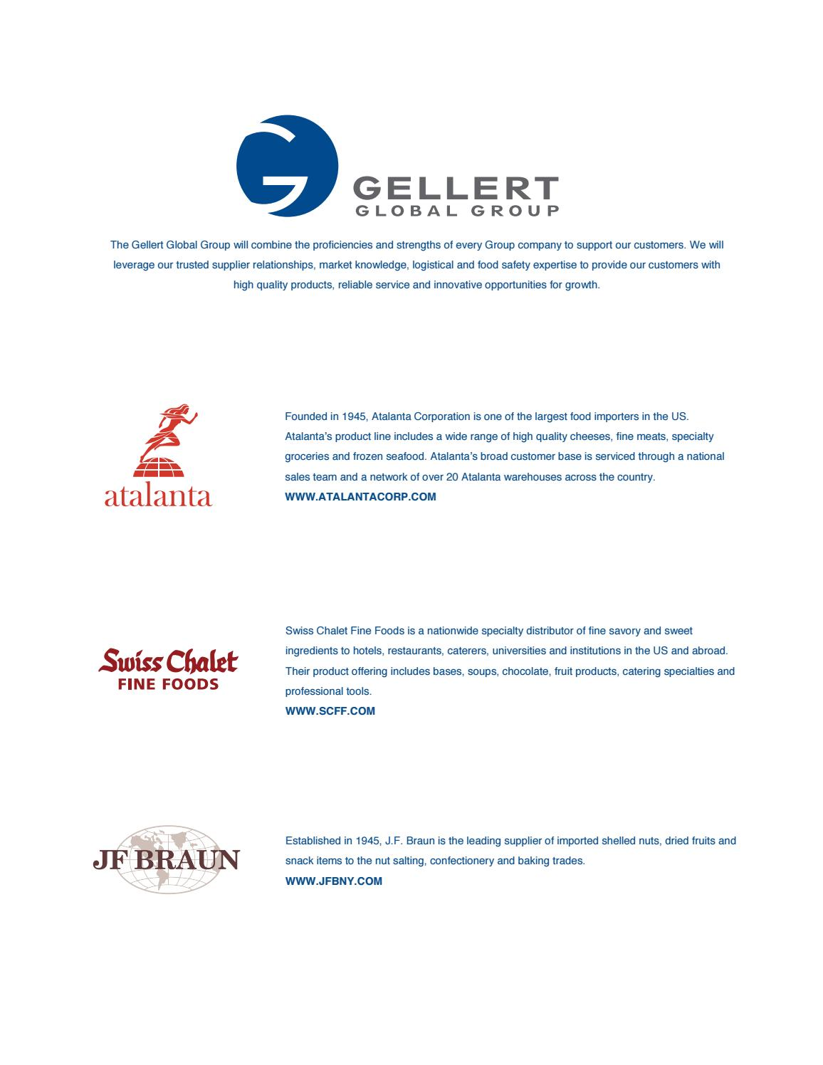 GGG Bakery Guide by Atalanta Corp  - issuu