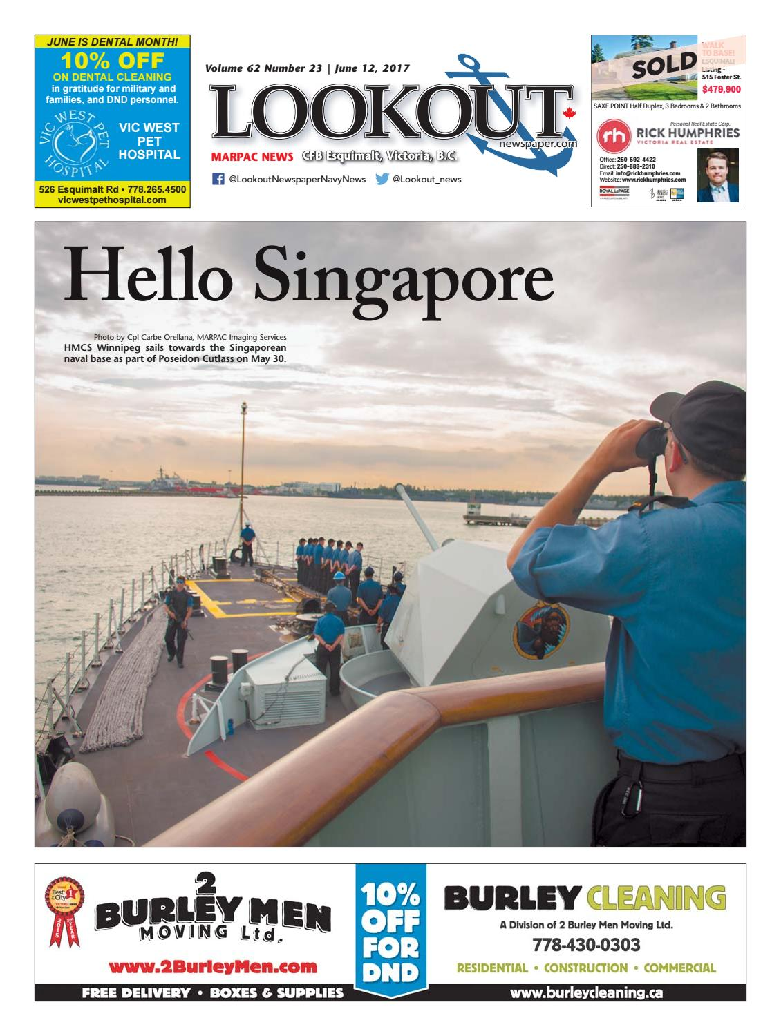 Lookout Newspaper, Issue 23 - June 12, 2017 by Lookout