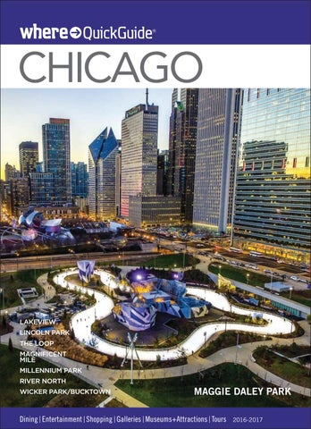 bf487f02e58 QuickGuide Chicago 2016-2017 by Morris Media Network - issuu