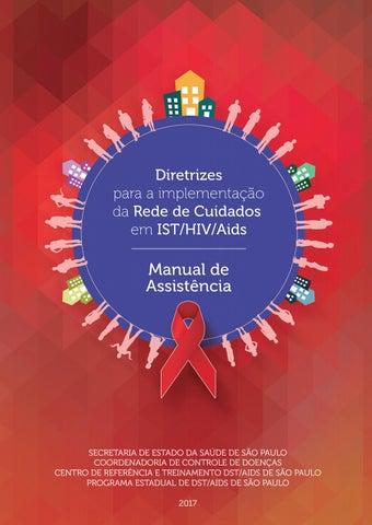 f91a93f6e12 SECRETARIA DE ESTADO DA SAúde de são paulo coordenadoria de controle de  doenças centro de referência e treinamento DST aids de são Paulo programa  estadual ...