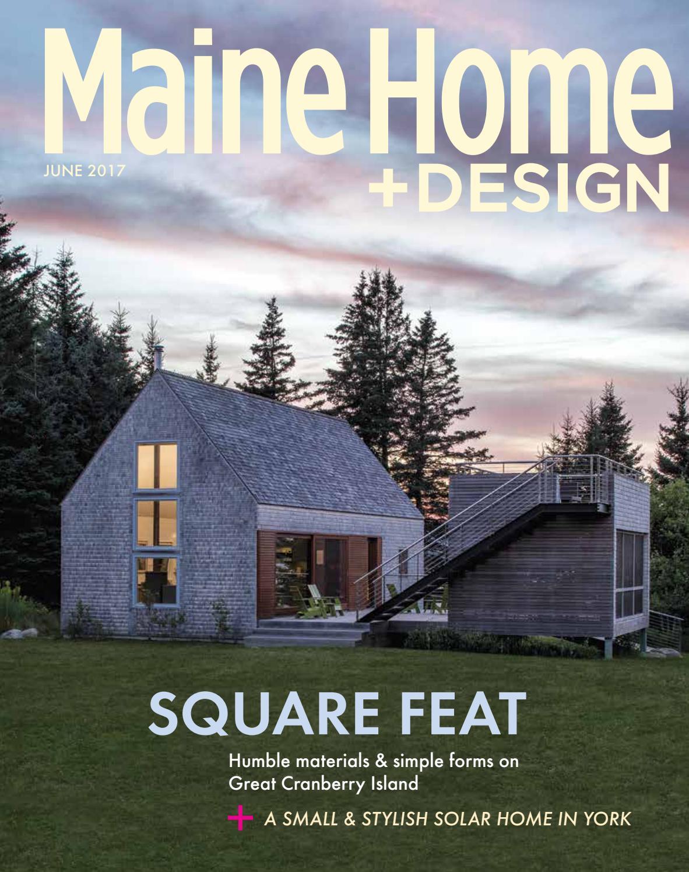 june 2017 - Maine Home Design