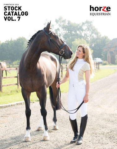 Horze Equestrian Stock Catalog Vol 7 By