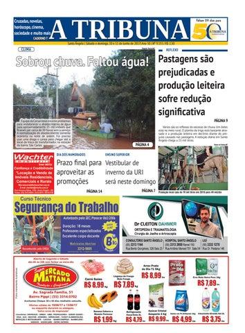 daa4dc5e26123 Jornal a tribuna 10 e 11 de junho de 2017 by Jornal A Tribuna ...