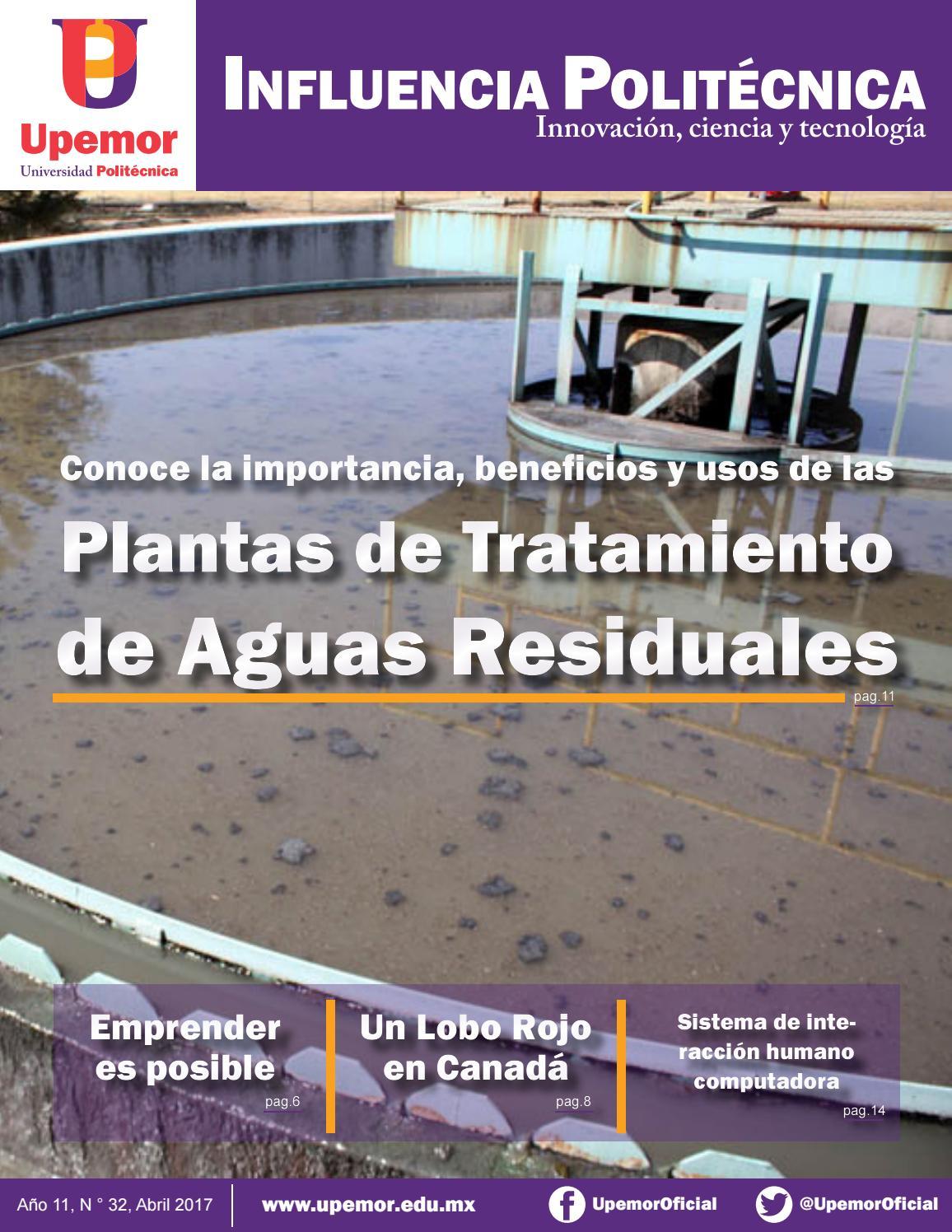 Influencia Politécnica, Año 11, N ° 32, Abril 2017 by Universidad ...