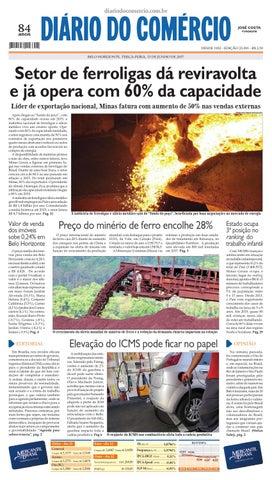 23391 by Diário do Comércio - Belo Horizonte - issuu c7e74616834