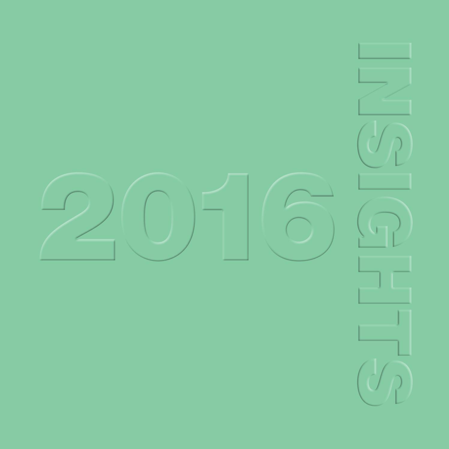 Brisbane Girls Grammar School Insights 2016 by Brisbane