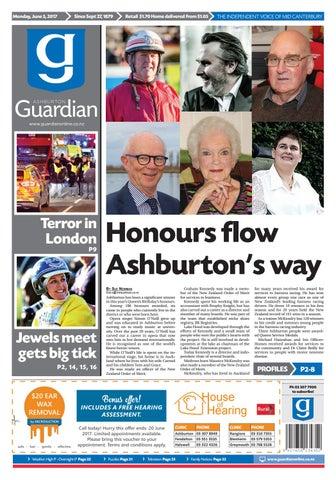 Ag 5 June 2017 By Ashburton Guardian Issuu
