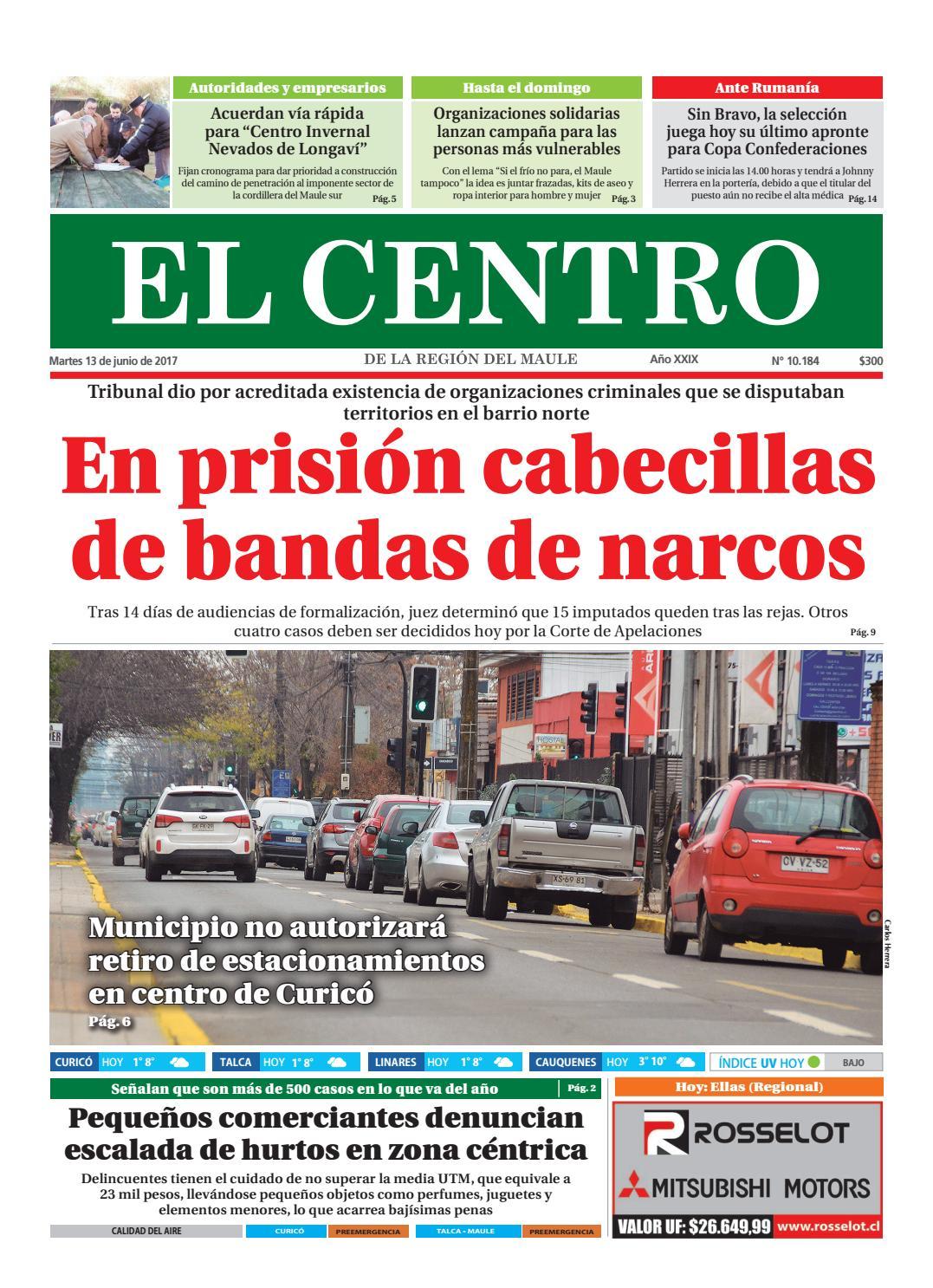 Diario 1306 2017 by Diario El Centro S.A - issuu