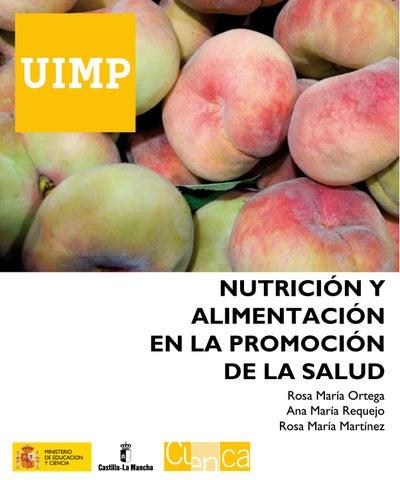promocion y nutricion by luis madrid issuu rh issuu com