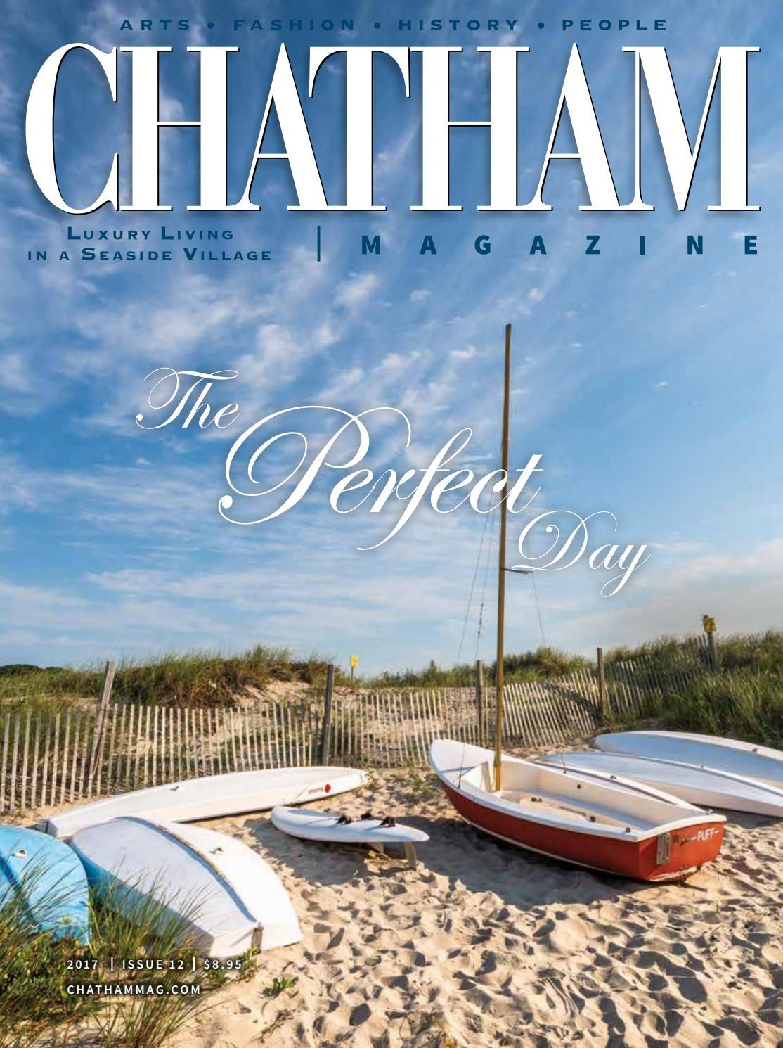 Chatham Magazine 2017 By Lighthouse Media Issuu