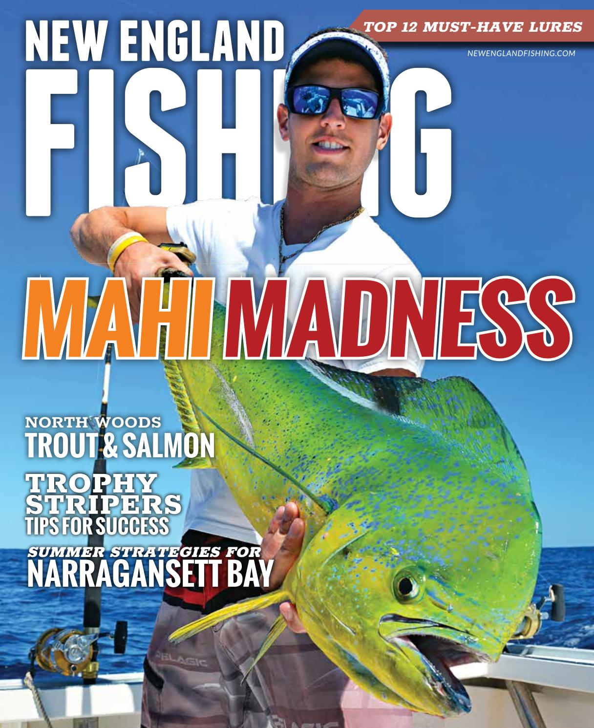 New England Fishing 2017 by Formerly: Lighthouse Media
