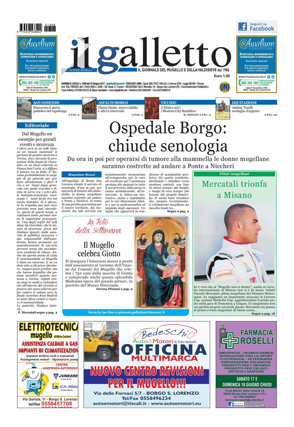 Galletto 1308 del 10 giugno by Il Galletto Giornale - issuu 9aa0d98fe5e