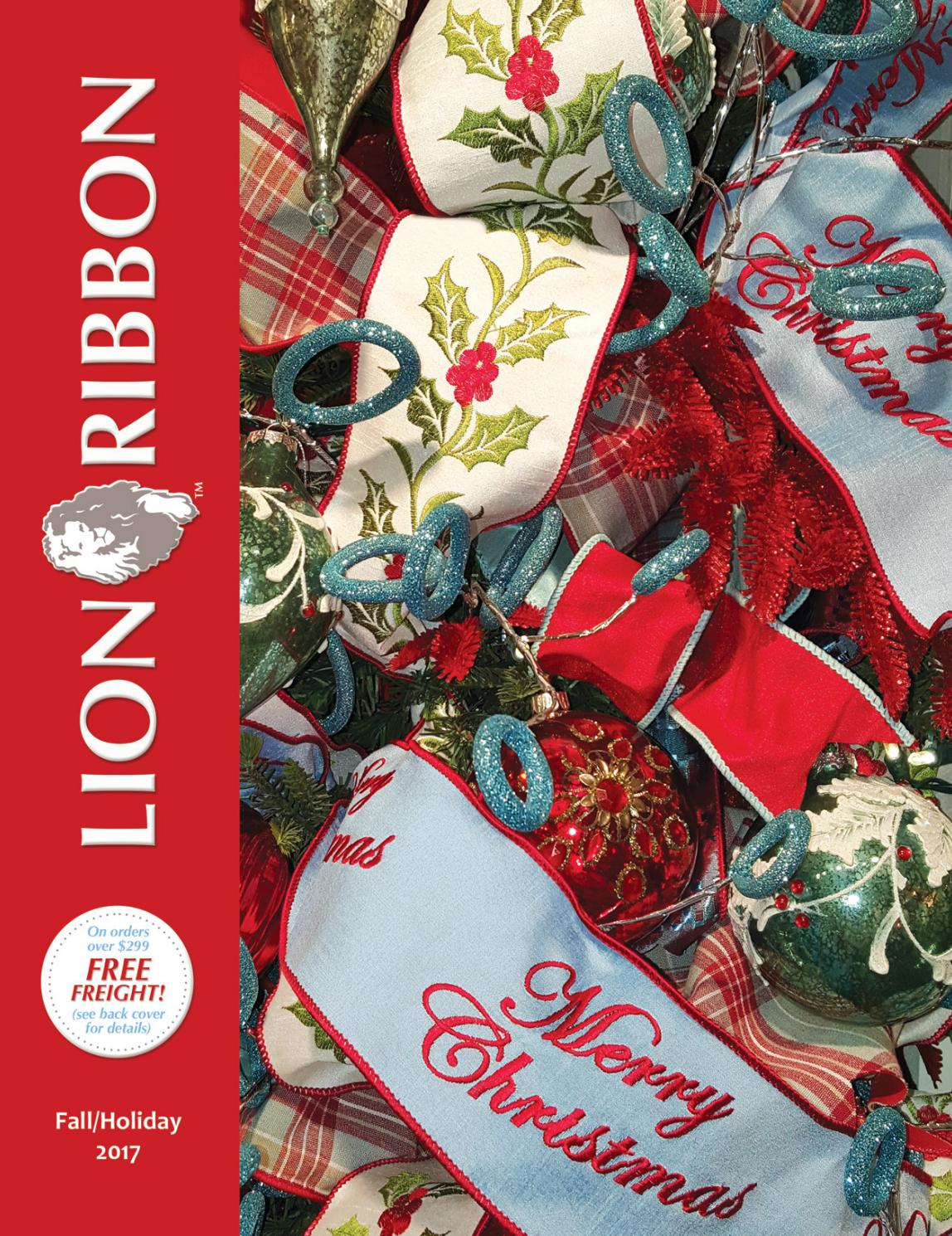 Grosgrain Ribbon 5//8 Inch Solid Color Red #250 Double Sided Christmas Color
