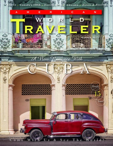 American World Traveler Summer 2017 Issue By Www