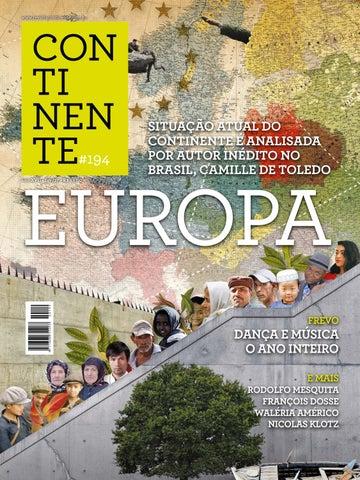 75fe55a1c2077 Continente  194 - Nova Europa by Revista Continente - issuu