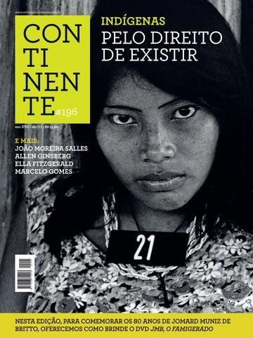 8488ee3ffa Continente  196 - Indigenas by Revista Continente - issuu