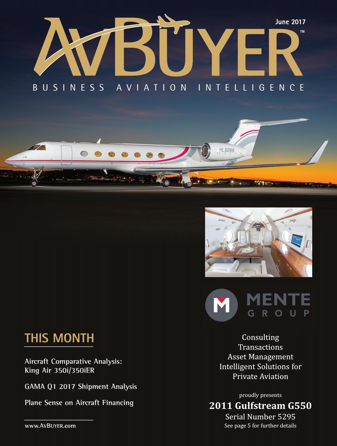 AvBuyer Magazine June 2017 by AvBuyer Ltd  - issuu