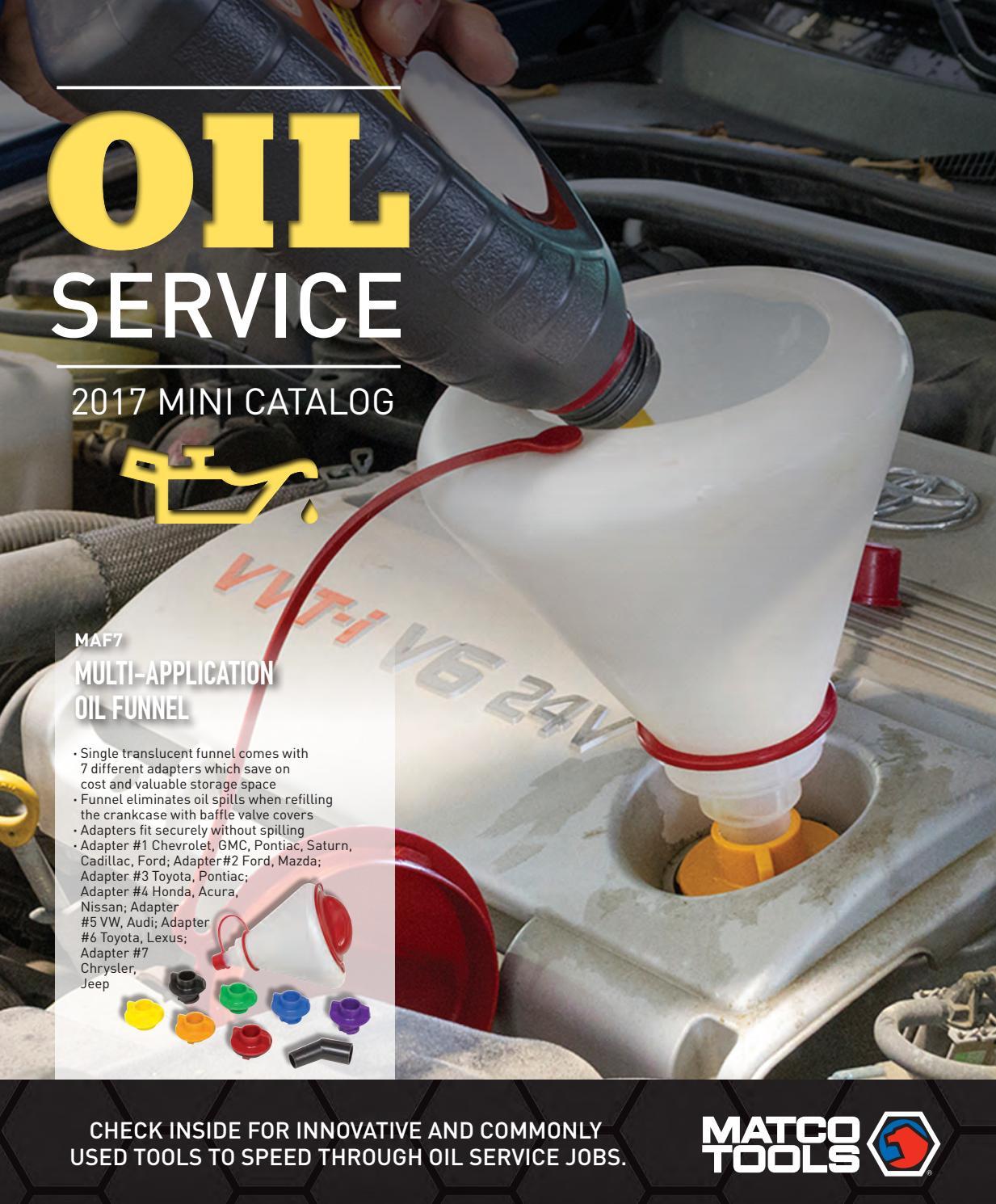 Oil Service Mini Catalog 2017 By Dean Austin Issuu Davco Fuel Filter Housing