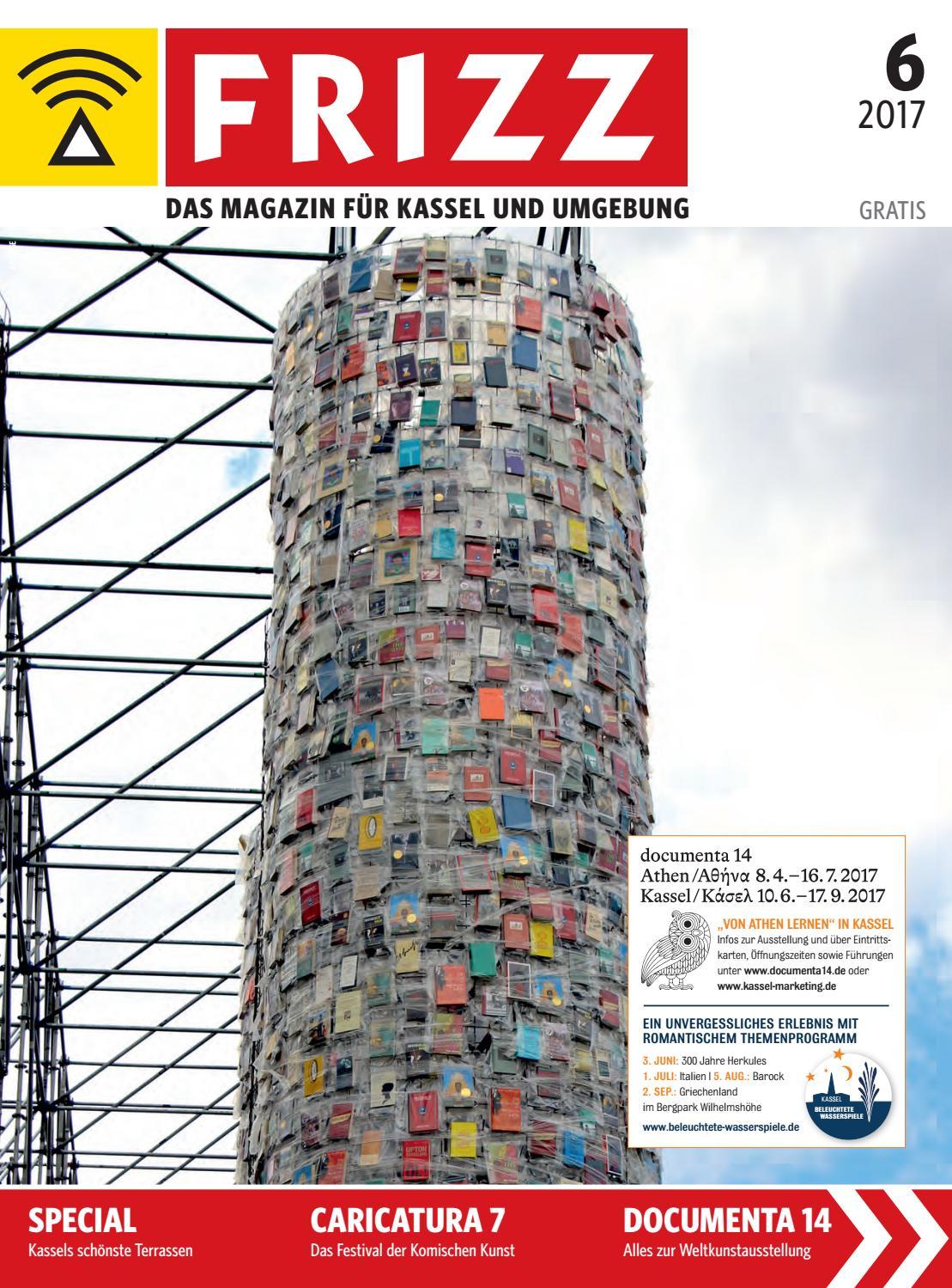 FRIZZ Das Magazin Kassel Juni 2017 by frizz kassel - issuu