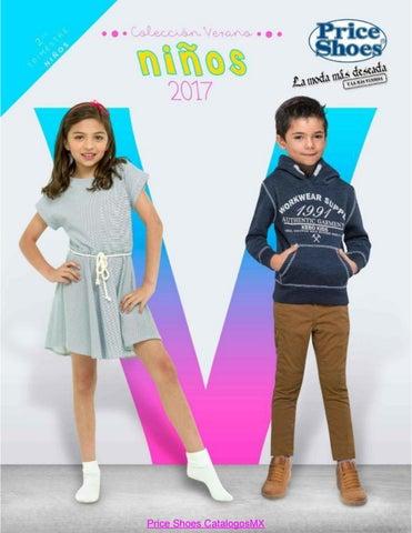 abe7cc537 Price shoes niños verano 2017 by catalogos de mexico - issuu