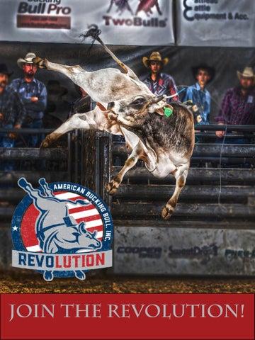 Abbi Revolution Program By American Bucking Bull Inc Issuu