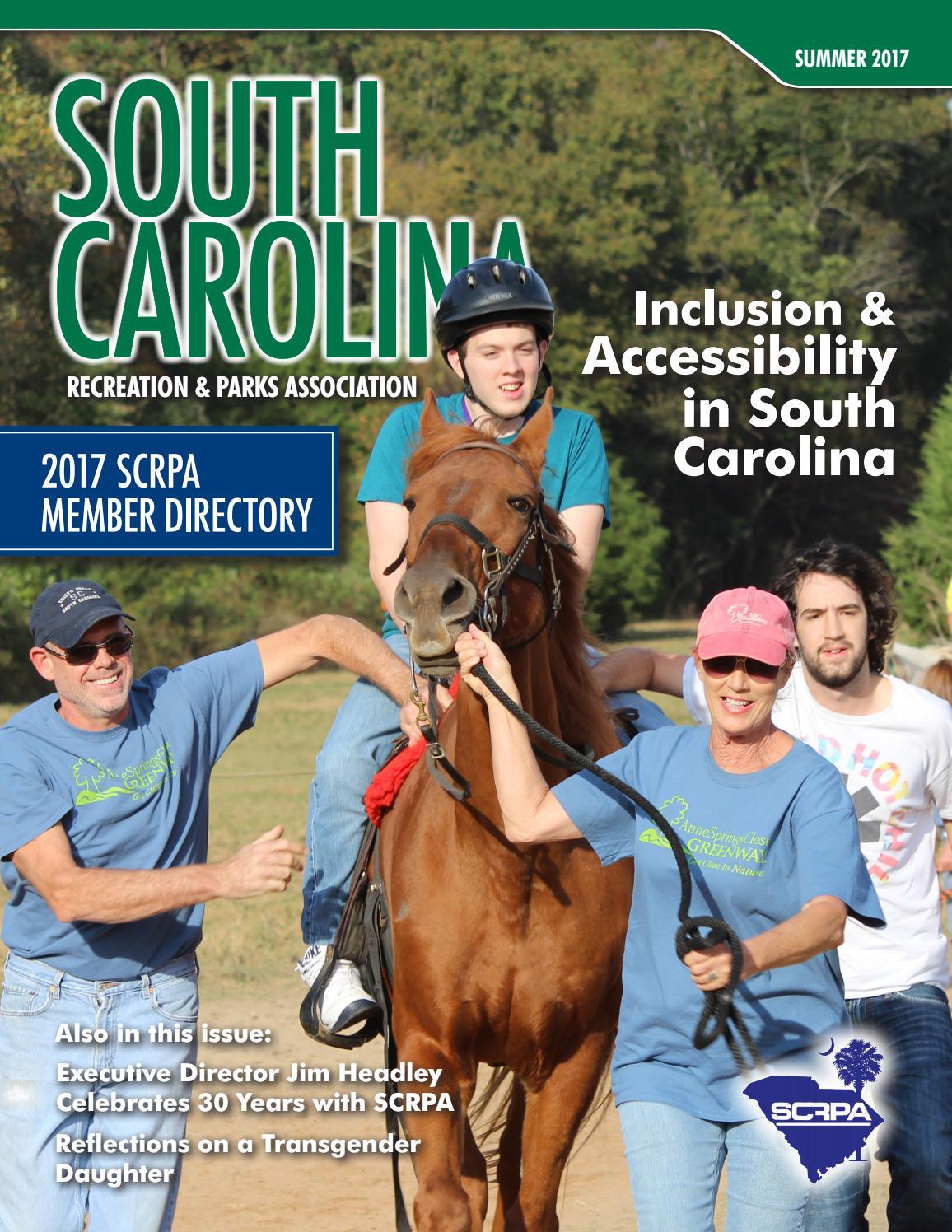 South Carolina Recreation & Park Magazine