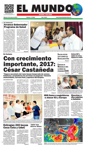 Hoy Issuu By Periodico Periódico De Martes Junio 30 BdxWoEQCre