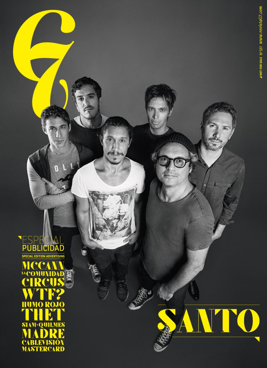 Revista G7 #127 Especial Publicidad Cannes Lions 2017 by
