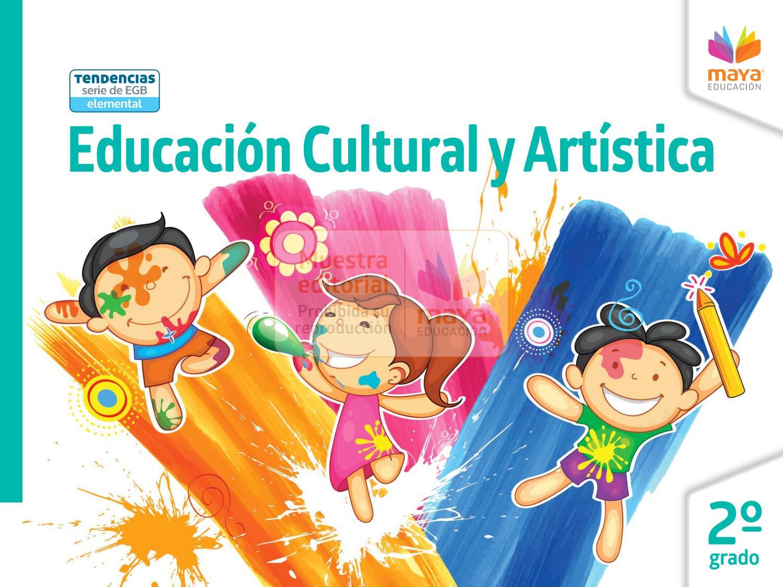 Educación Cultural Y Artística 2