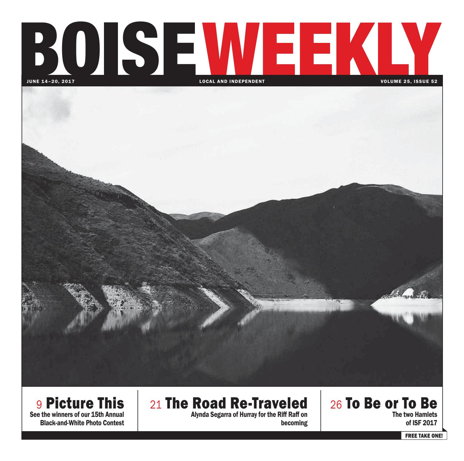 Boise weekly vol 25 issue 52 by boise weekly issuu fandeluxe