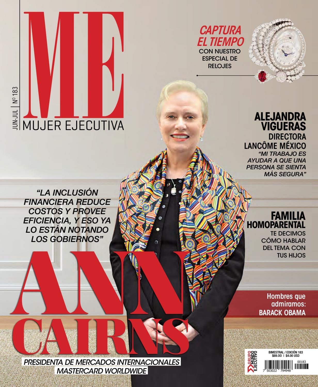 Mujer ejecutiva jun-jul 2017 by Grupo Internacional Editorial - issuu