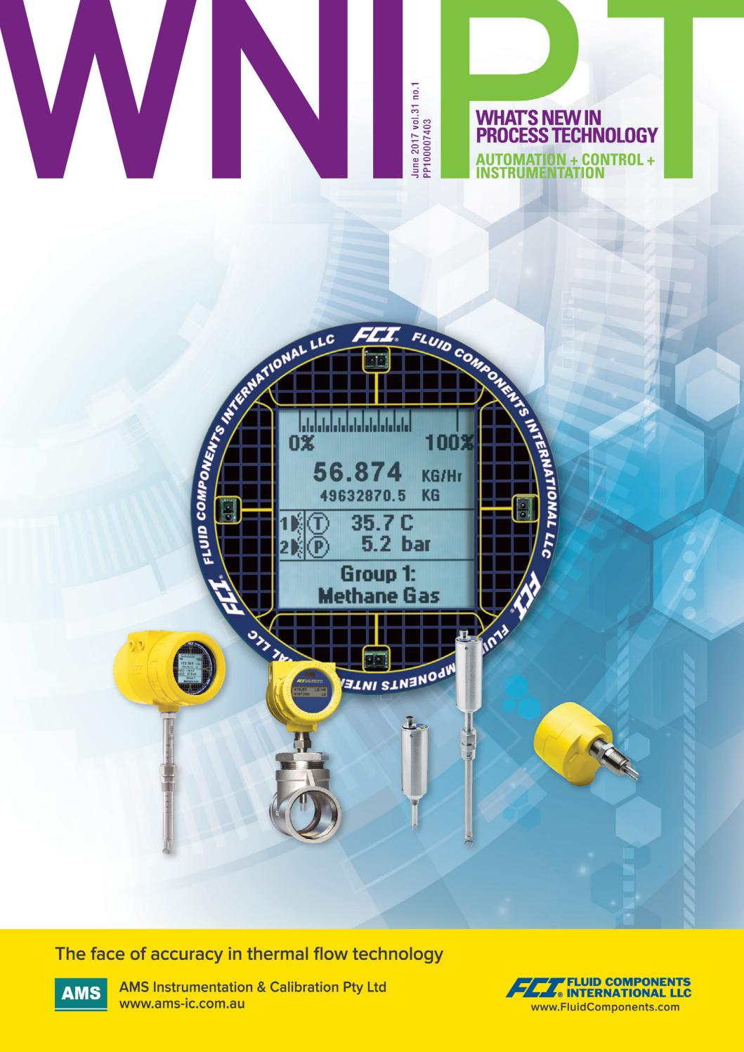 What's New in Process Technology Jun 2017 by Westwick-Farrow Media