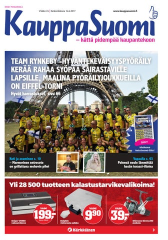 official photos f35b0 69ccf KauppaSuomi 24 2017 (K-P) by KauppaSuomi - issuu