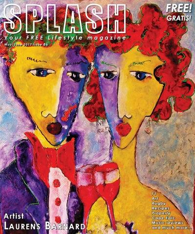 0ebef898124ee Splash Magazine - May 2018 by Splash Magazine - issuu