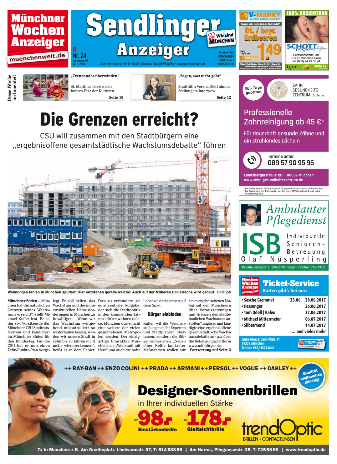 4a79246909f16 KW 24-2017 by Wochenanzeiger Medien GmbH - issuu