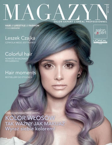 Loreal Salon Expert Magazyn Nr 32017 By Patrycja Issuu