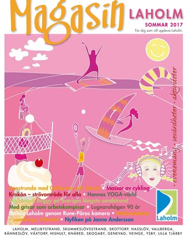 Magasin Laholm sommar 2017 by MacMedia - issuu e5ce45a846cc4