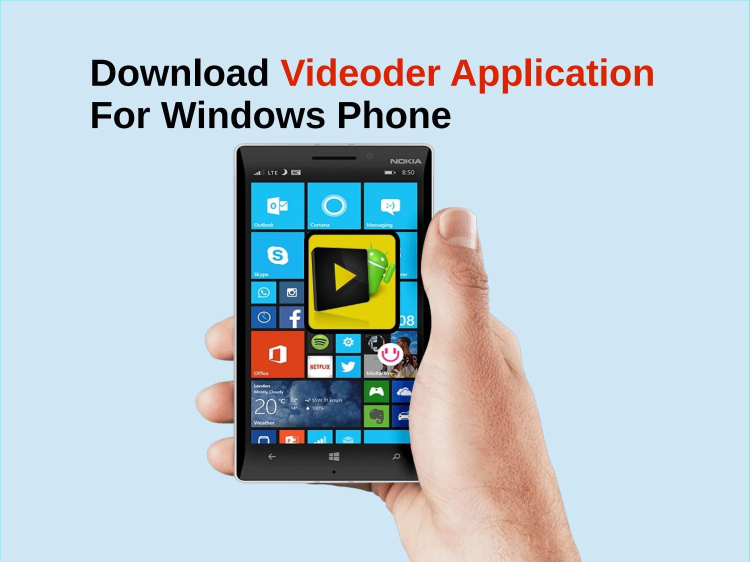 Download Videoder Application For Windows Phone by ...