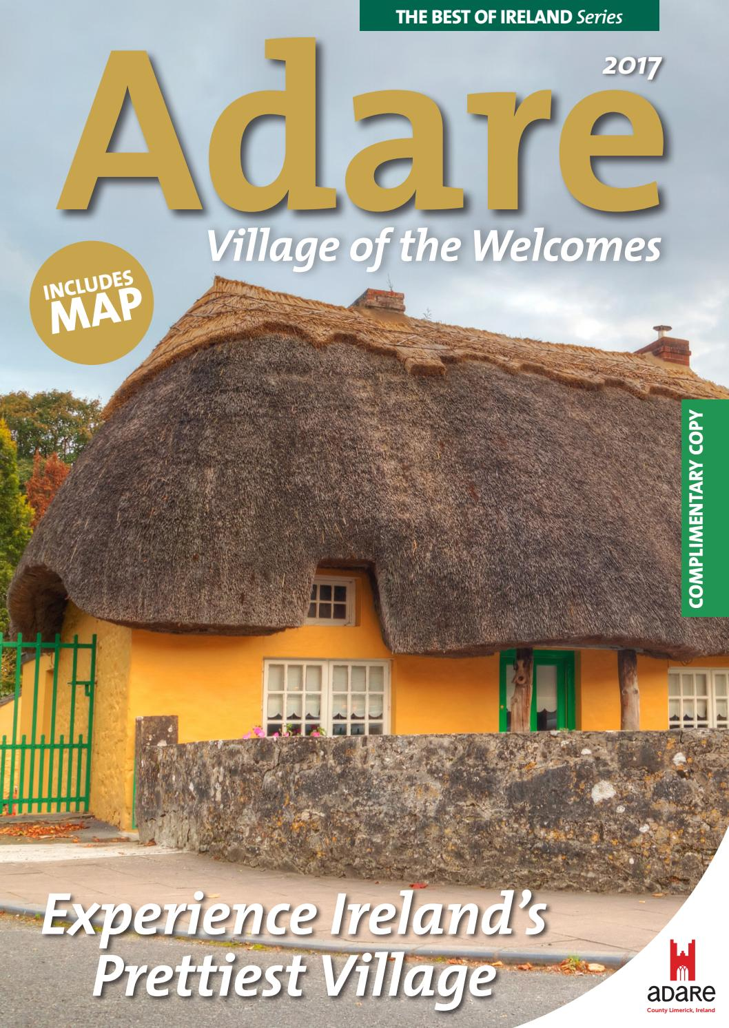 Adare Guide 2017 By Southern Issuu