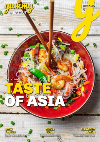 Yummy vol 32 taste of asia by yummy issuu page 1 y yummy forumfinder Choice Image