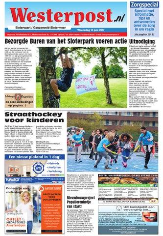 d7ac3c45eaa481 Westerpost 14 juni 2017 by Westerpost - issuu