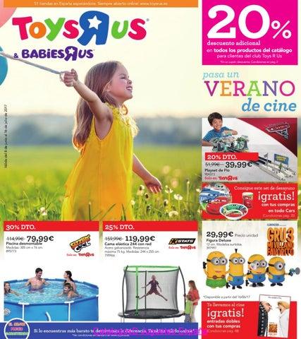 1a7859fc5 Toysrus verano 2017 by CatalogosD.ES - issuu