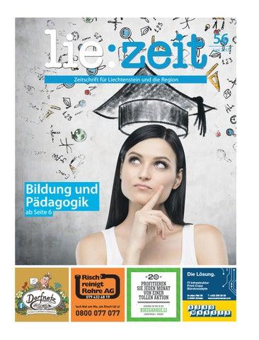 lie:zeit Ausgabe 56 by Medienbüro Oehri & Kaiser AG - issuu