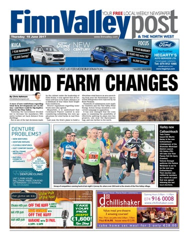 Finn valley post 15 06 17 by River Media Newspapers - issuu