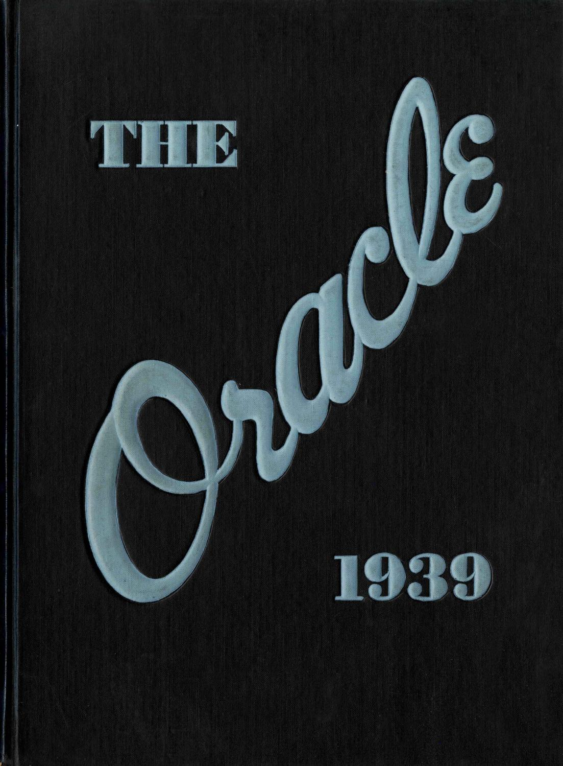 Oracle 1939 by colby college libraries issuu fandeluxe Gallery