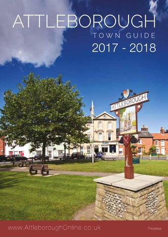 Attleborough Town Guide 2017 - 2018 by Spider Creative Media - issuu 25776149a