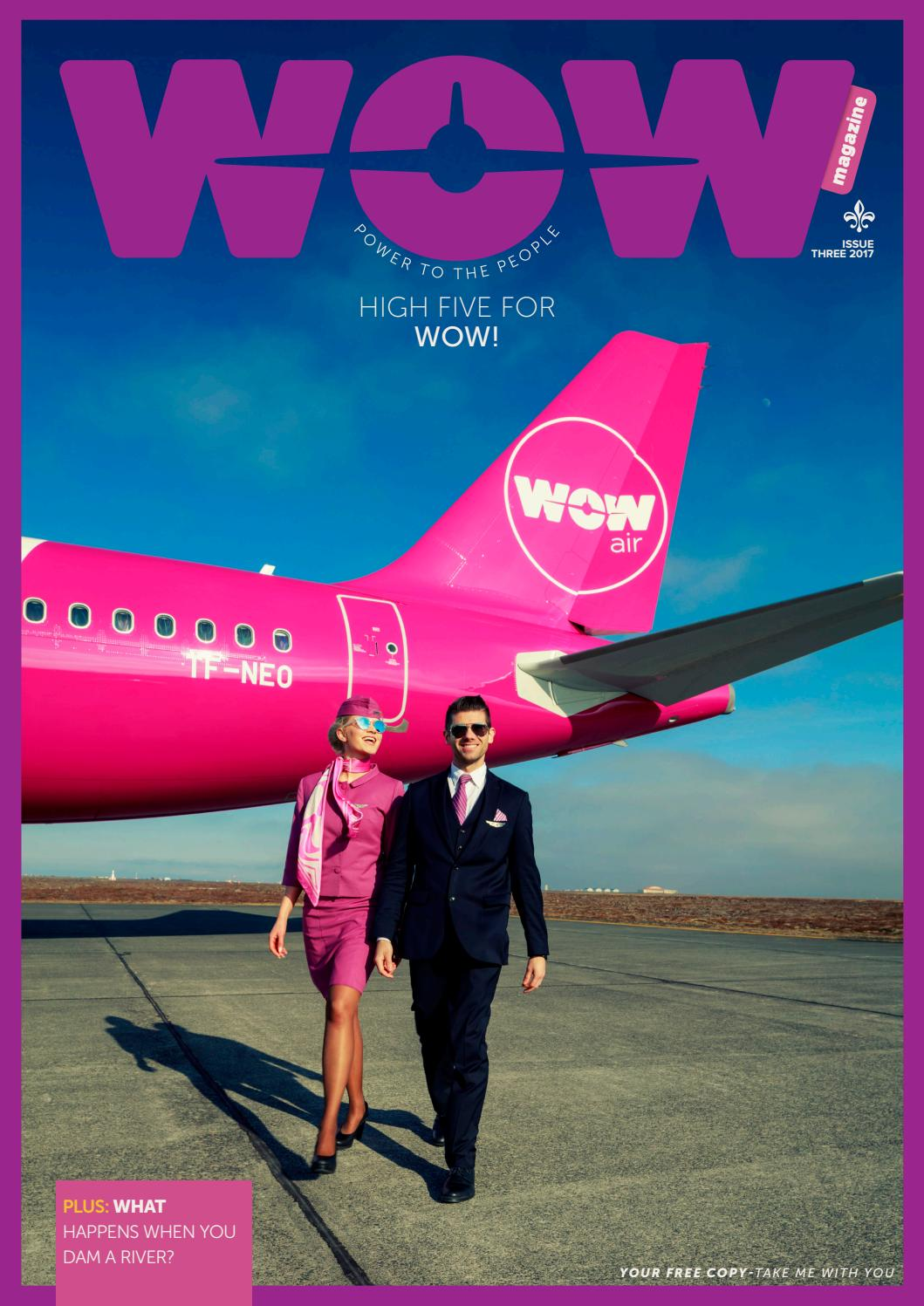 Wow Magazine Issue 3 2017 By Air Issuu Rodeo Bundling 5 Abu M