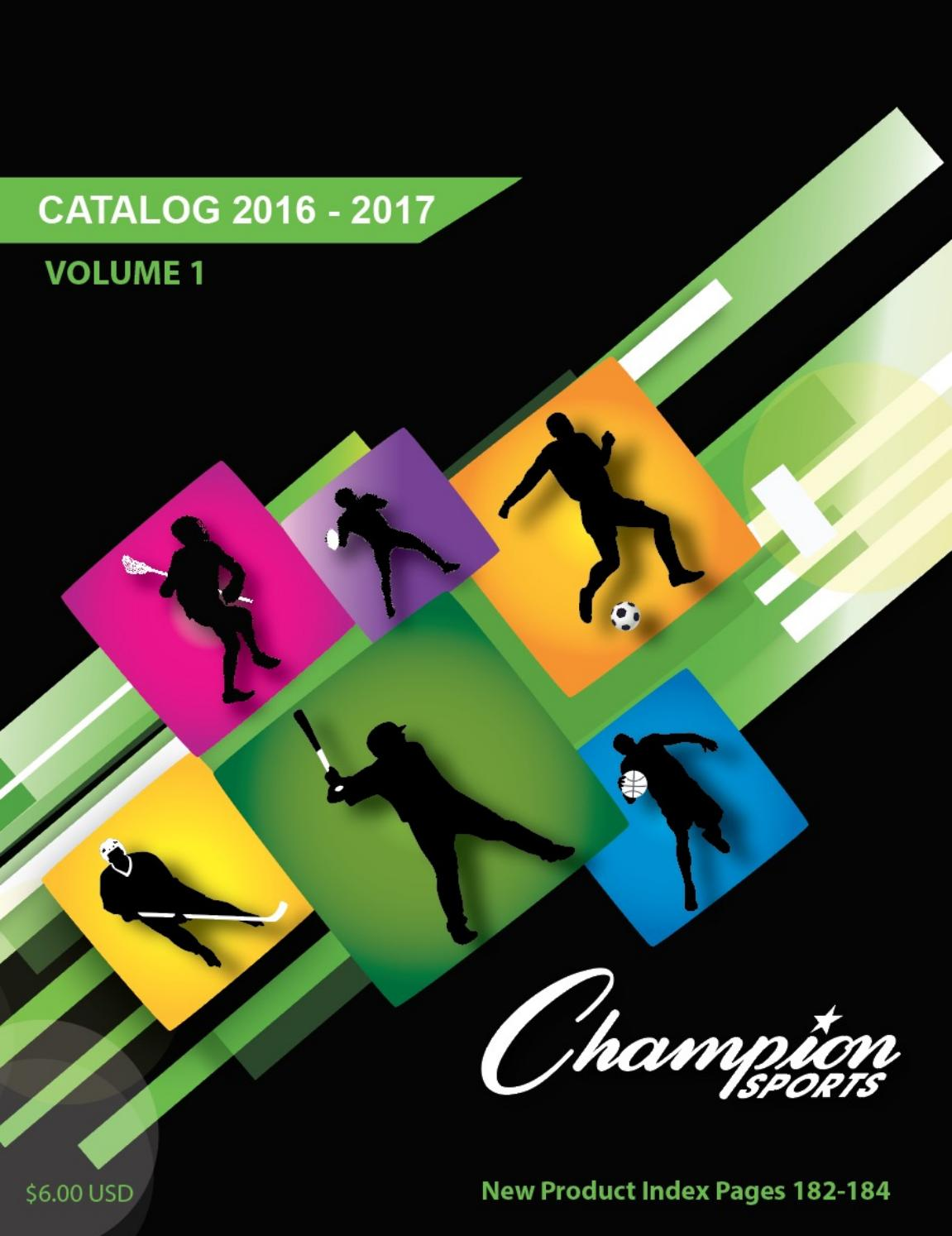Champion Sports Stopwatch Color Blue 910BL