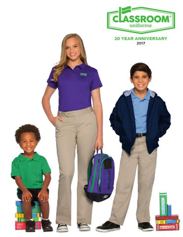 a72c74a47d Classroom Uniforms Catalog 2017 by LTS - Legacy Team Sales - issuu